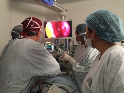 Dieb Maloof Cusse en Cirugia