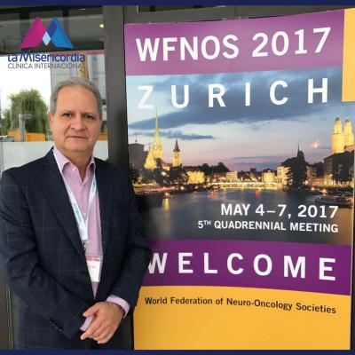 Dr Dieb Maloof Cusse en WFNOS2017